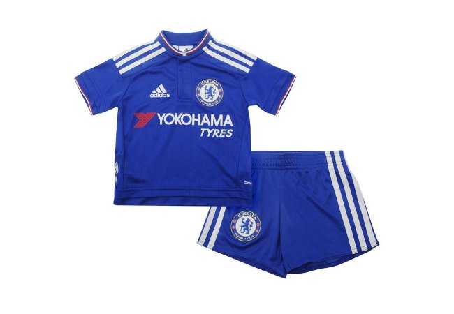 Adidas Chelsea Home Kit