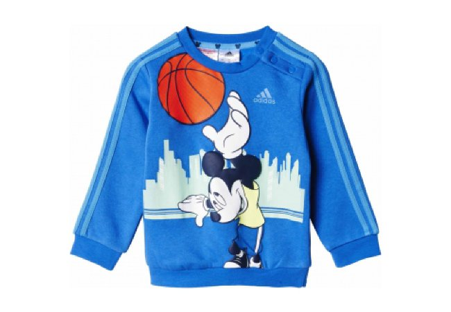 Adidas MICKEY CREW SWEAT SET