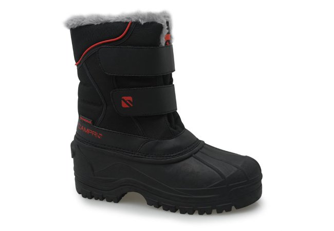 Campri Snow black/red