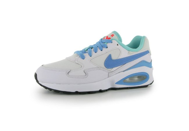 Nike Air Max ST white\blue